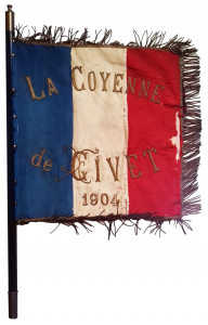 drapeau coyenne